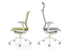 Declinaison du fauteuil Younite avec ou sans tétière