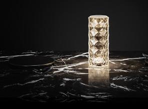 Lampe sur batterie Marquis par Vondom.