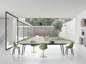 Table de réunion Axy