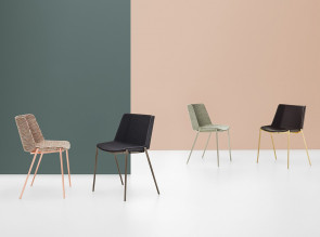 Collection chaises empilables Aïku Soft