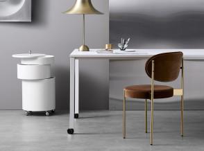 Chaise design 430 de Verpan