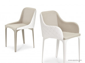 Fauteuil et chaise Marilyn