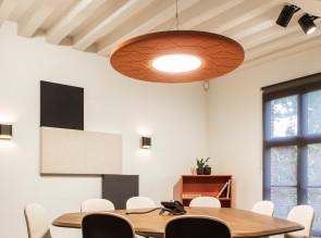 Eclairage de plafond acoustique Buzzimoon