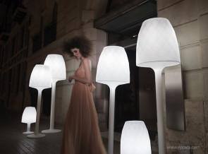 "Collection de lampes design ""Vases""  Vondom"