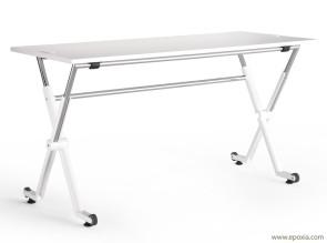 Table Folio design Blanche