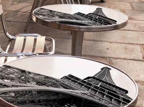 Table de café personnalisable Conceptable