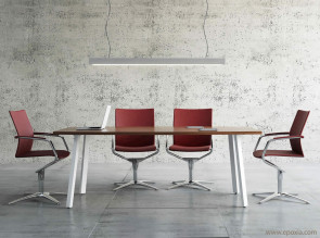 Table de réunion design Ogi A