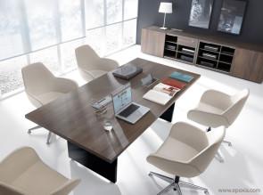 Table de réunion Mito