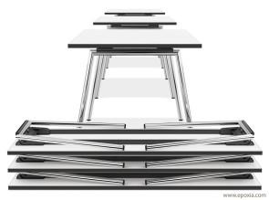Tables pliantes Lacrosse V