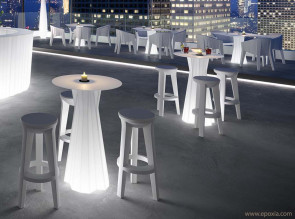 Tables lumineuses Frozen