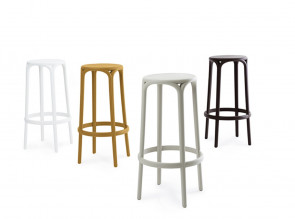 Tabouret empilable Brooklyn
